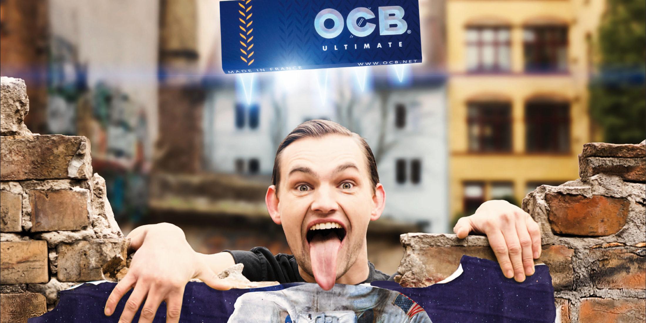 OCB zeigt Zunge..